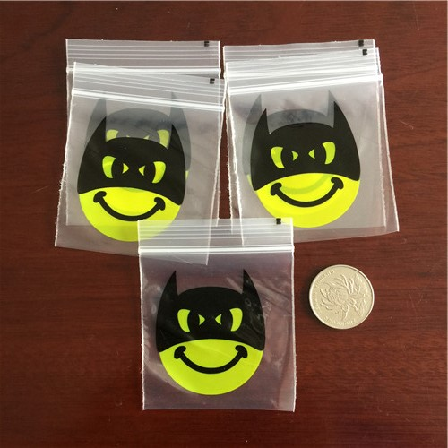Printed Zip lock bags A